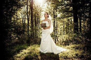 bryllupsbillede Gladsaxe
