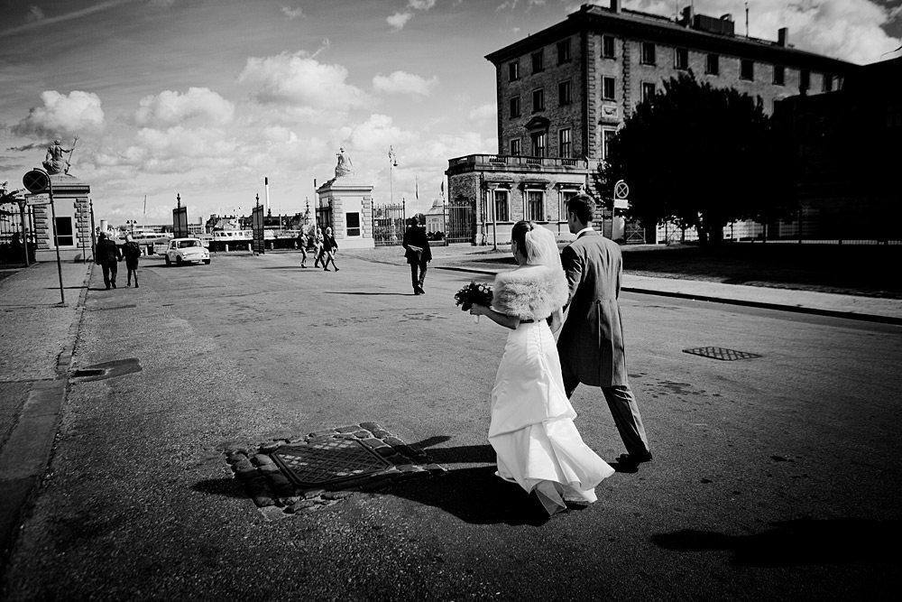 bryllupsfoto Nivå