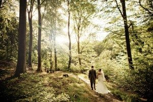 bryllupsfotograf Borup