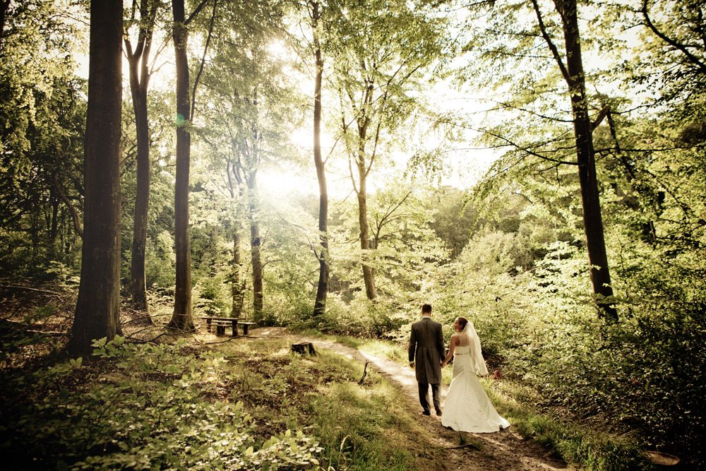 bryllupsfotograf Kjellerup