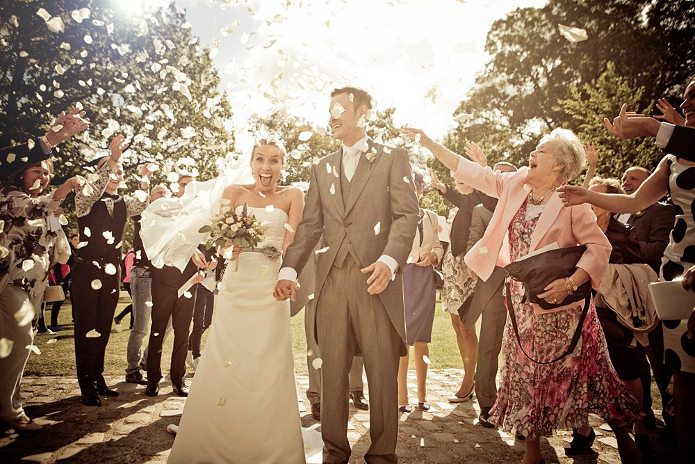 bryllupsfotografen Hornslet