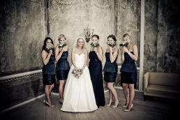 Hvordan I vælger forlover og brudepige