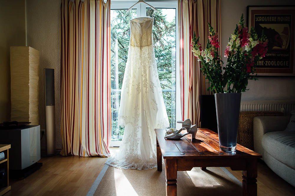 Skanderborg bryllup
