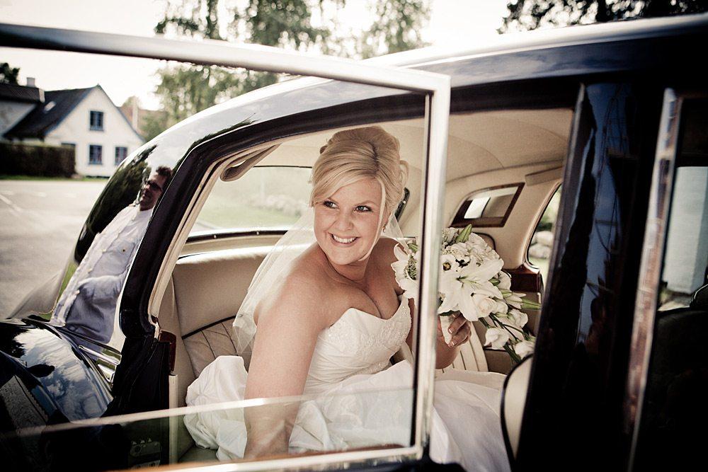 Definer hvad i ser som en god bryllupsfotograf