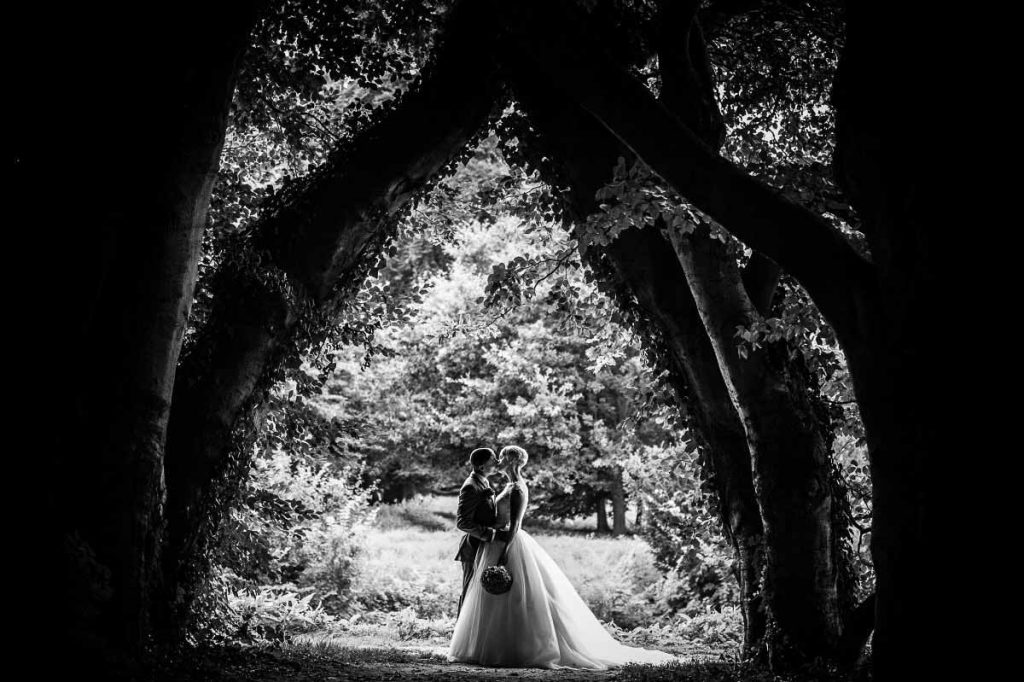 Når bryllupsfotografer laver bryllupsbilleder