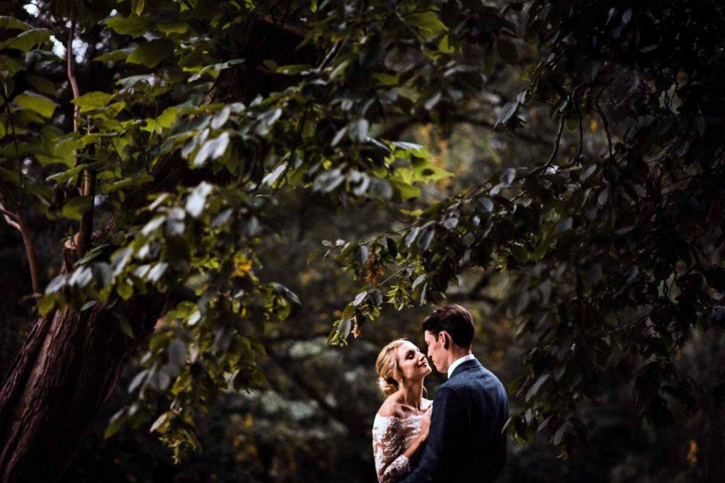 flot brudepar