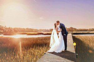 flot bryllupsbillede