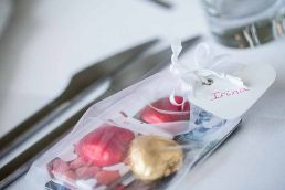 Invitationer og bordkort bryllup