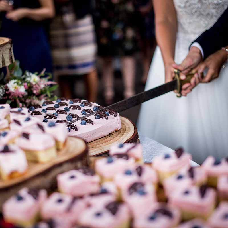 Bryllup i Silkeborg