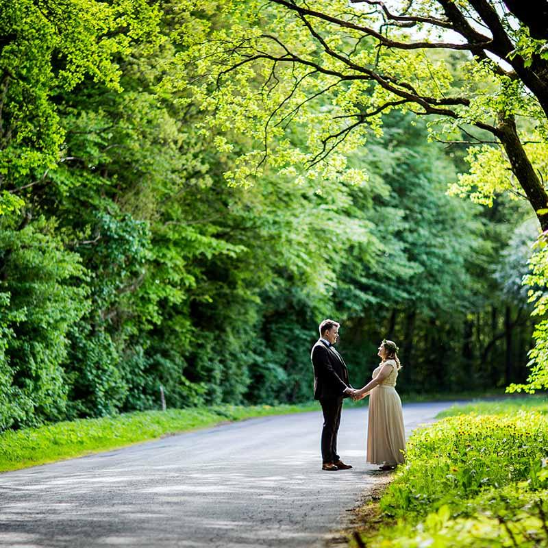 Vejle Fjord bryllup