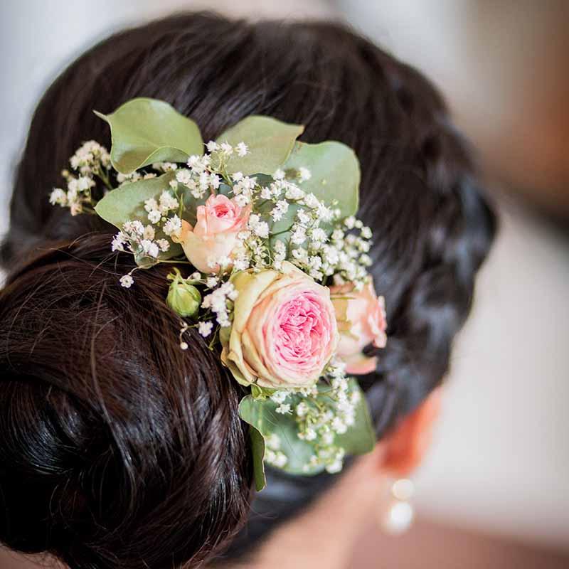 brudehåret