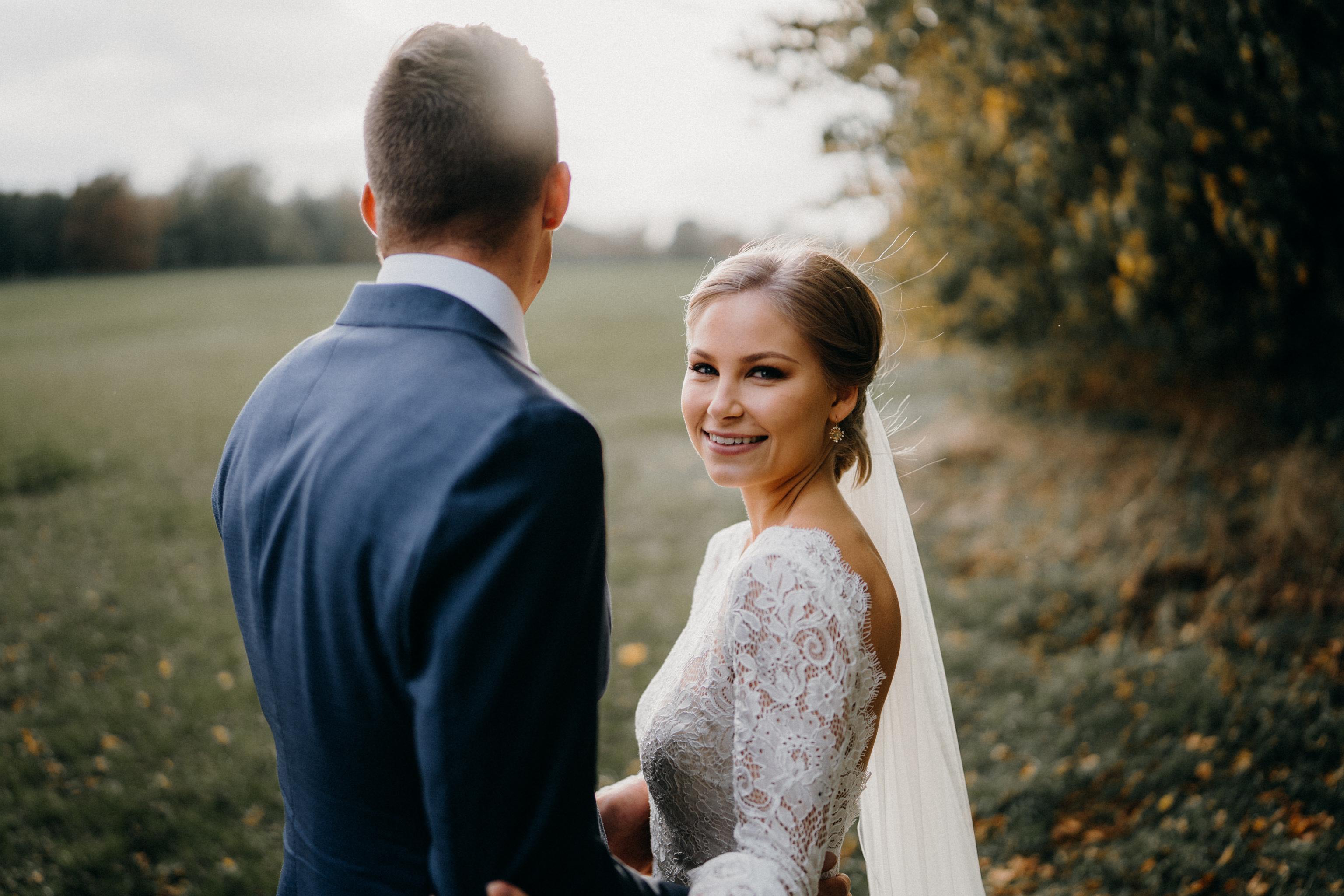 Et bryllup er et minde om livet